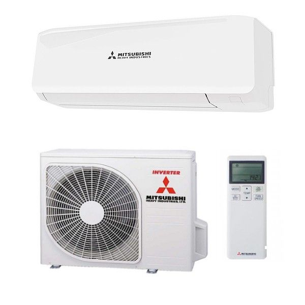 Mitsubishi Heavy Industries SRK20ZS-W SRC20ZS-S Monosplit Klimaanlage 2kW R410A