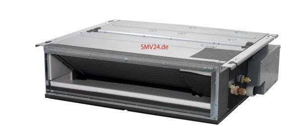 Daikin VRV IV Flaches Kanalgerät mit niedrier statischer Pressung FXDQ25A