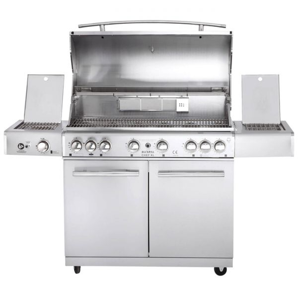 """All Grill Top Line Chef """"XL"""" mit Air System"""