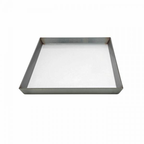 Edelstahl Kochplatte/-wanne 35cm