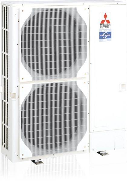 Mitsubishi Electric Mr Slim Außengerät PUHZZRP100VHA 10 kW Kühlleistung
