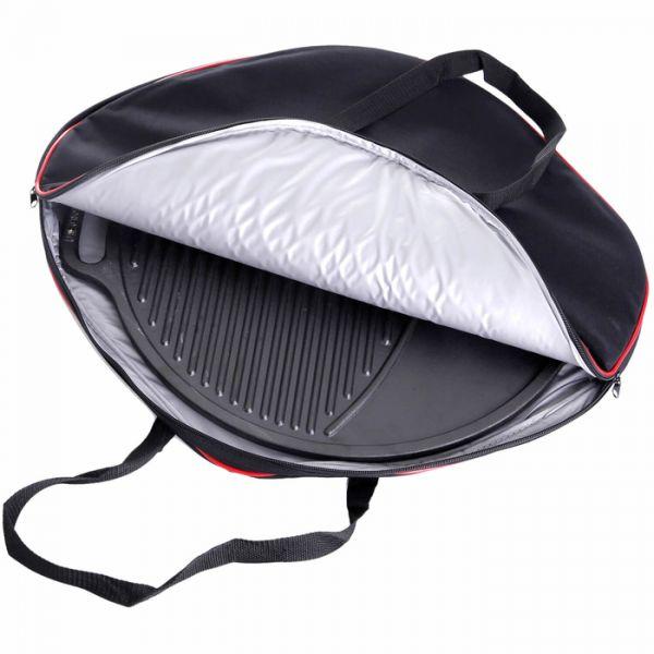 Grillplattentasche isoliert bis Ø 38 cm