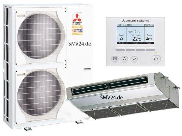 Klimagerät Edelstahl Küche Gastronomie PCA-RP71HAQ 7 kW Kühlleistung
