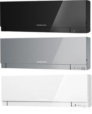 Mitsubishi Electric Premium Design Wandgerät MSZEF25VE set 2,5 kW Kühlleistung