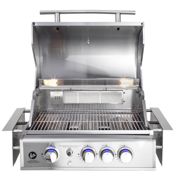 """All Grill Top Line Chef """"M"""" Built-In mit Air System"""
