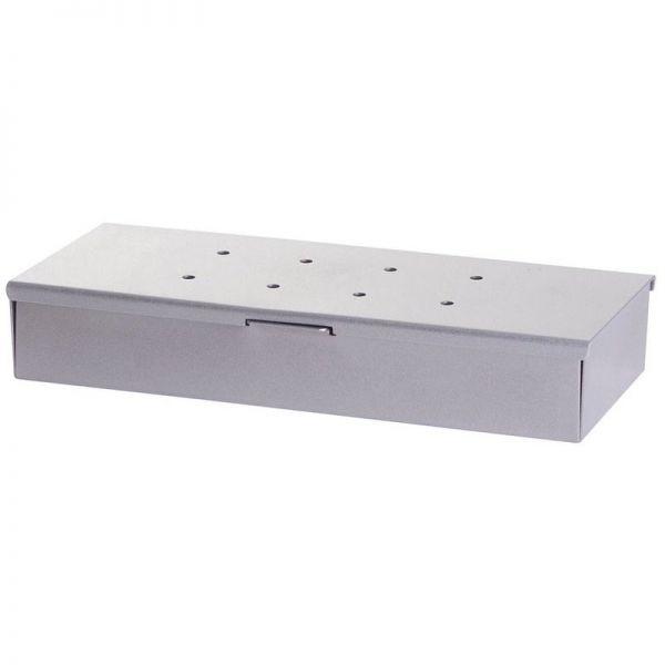 Wood Chip Räucherbox aus Edelstahl