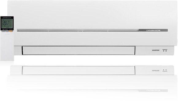 Mitsubishi Electric Wandgerät Kompakt MSZ-SF25VE 2,5 kW Kühlleistung Set