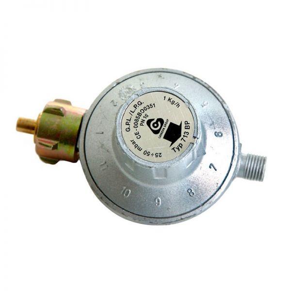 11 Stufen Gasdruckminderer