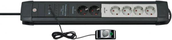 Premium Line Comfort Switch Plus Steckdosenleiste 2 Permanent 4 Schaltbar