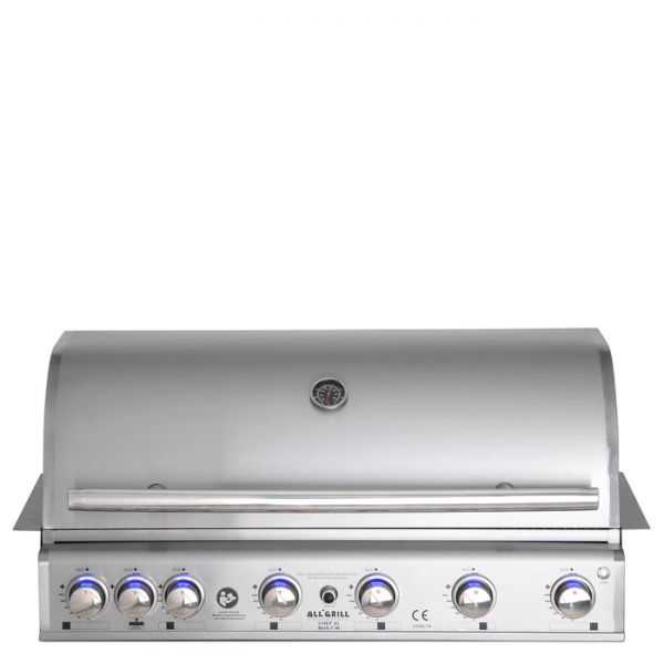 """All Grill Top Line Chef """"XL"""" Built-In mit Air System"""
