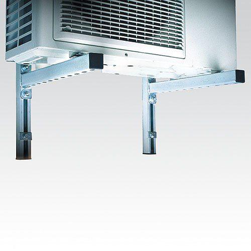 MPC-Konsolensets mit Schalldämmung, verzinkt 480 mm Länge
