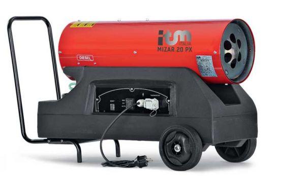 Direkt Ölheizer 20 kW Lufterhitzer, Werkstattheizung