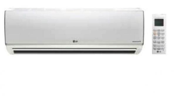 Klimawandgerät Set LG Delux D09AK 2,5 kW Kühlleistung